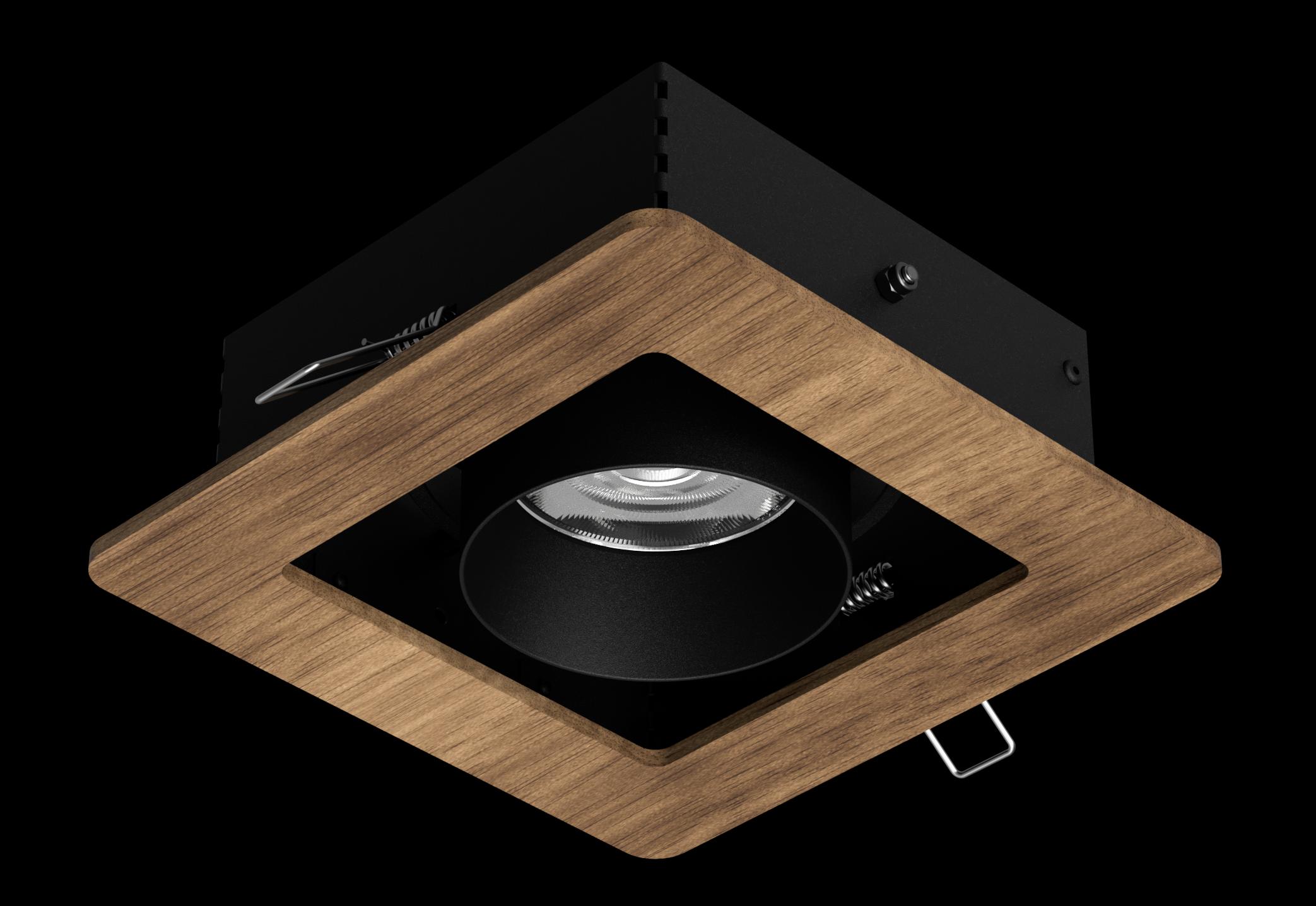 Wood Cardanic LED
